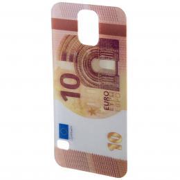 Detail produktu - PHONEFASHION Peníze 3D obrázek pro kryt Clear pro Samsung Galaxy S5