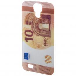 Detail produktu - PHONEFASHION Peníze 3D obrázek pro kryt Clear pro Samsung Galaxy S4