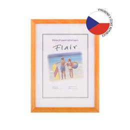 Hama rámeèek døevìný EVA, oranžová, 21x29,7 cm - zvìtšit obrázek