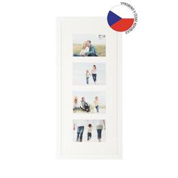 Hama rámeèek døevìný Galerie JESOLO, bílá, 26x60 cm/4