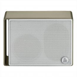 Hama Pocket Steel, pøenosný Bluetooth® reproduktor, hliníkové provedení, microSD slot, zlatý