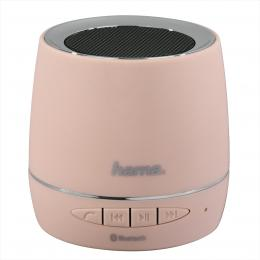 Detail produktu - Hama Mobile Bluetooth Speaker, light rose