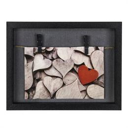 Hama portrétová galerie CAVO, èerná, 16.5 x 21.5 cm