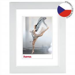 Hama rámeèek plastový PARIS, bílá, 10x15 cm