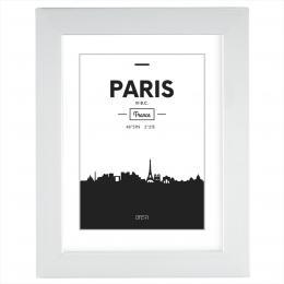 Hama rámeèek plastový PARIS, bílá, 40x50 cm