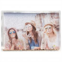 Hama akrylový rámeèek GLITTER, 10x15 cm