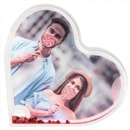 Hama akrylový rámeèek HEART