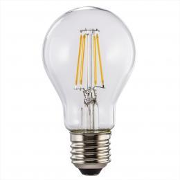 Hama WiFi LED Filament žárovka, E27, 7 W, teplá bílá
