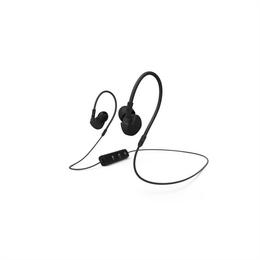 Hama Bluetooth clip-on sluchбtka s mikrofonem Active BT, иernб