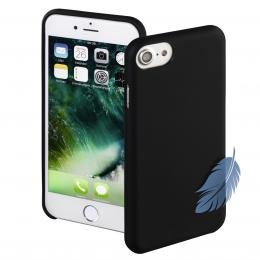 Hama Silk Cover for Apple iPhone 7, black