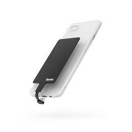 Hama pøijímaè pro indukèní nabíjení, pro mobily, USB typ C, 800 mA