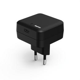 Hama rychlá sí�ová USB nabíjeèka, USB-C, Power Delivery, 3 A