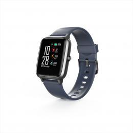 Hama Fit Watch 4900, sportovní hodinky, vodìodolné, pulz, kalorie, analýza spánku, krokomìr atd - zvìtšit obrázek