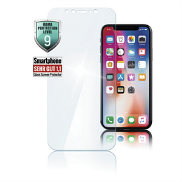 Hama Premium Crystal Glass, ochranné sklo na displej, Apple iPhone X