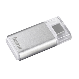 Hama иteиka karet USB 3.1 typ C, OTG , microSD, stшнbrnб