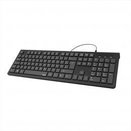 Hama klávesnice Basic KC 200, èerná