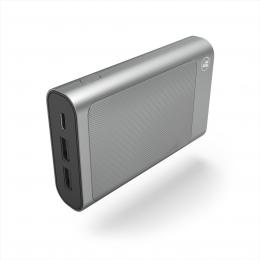 Hama HD-10 powerbanka, 10000 mAh, antracitová