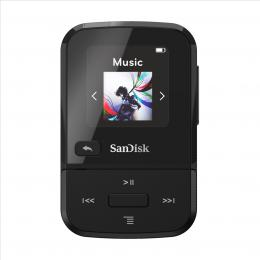 SanDisk MP3 Clip Sport GO 32 GB иernб