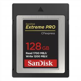 SanDisk CF Express Extreme Pro 128 GB