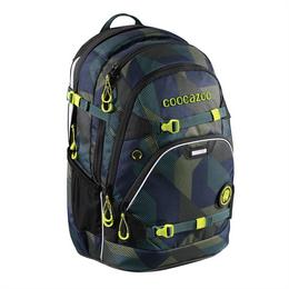 Školní batoh coocazoo ScaleRale, Polygon Bricks, certifikát AGR