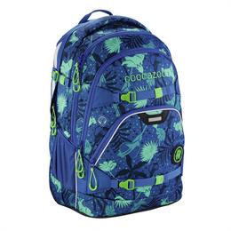 Školní batoh coocazoo ScaleRale, Tropical Blue, certifikát AGR  BONUS ZDRAVÁ LAHEV za 1,- Kè