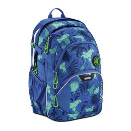 Školní batoh Coocazoo JobJobber2, Tropical Blue