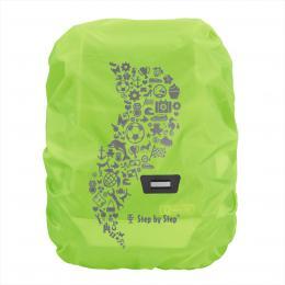 Pláštìnka pro školní aktovku nebo batoh, zelená