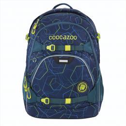 Školní batoh coocazoo ScaleRale, Laserbeam Blue, certifikát AGR   BONUS ZDRAVÁ LAHEV za 1,- Kè