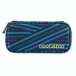 Penál coocazoo PencilDenzel, Zebra Stripe Blue - zvìtšit obrázek