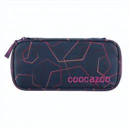 Penál coocazoo PencilDenzel, Laserbeam Plum