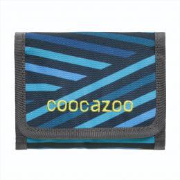Penìženka coocazoo CashDash, Zebra Stripe Blue