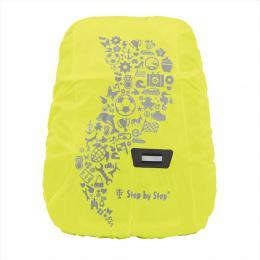 Pláštìnka pro dìtský batoh, žlutá