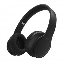 Hama Bluetooth sluchátka Touch, uzavøená, dotyková, èerná