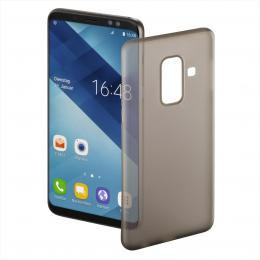 Hama Ultra Slim Cover for Samsung Galaxy A6  (2018), black