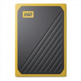 My Passport Go SSD, USB 3.0, 500 GB èerná/žlutá - zvìtšit obrázek