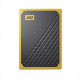 My Passport Go SSD, USB 3.0, 1TB èerná/žlutá