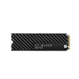 WD Black SN750 SSD 500 GB s chlazením