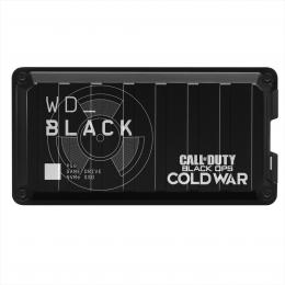 WD BLACK 1 TB P50 Game Drive SSD Call of Duty Edition Black