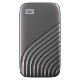 My Passport SSD 4 TB Space Gray