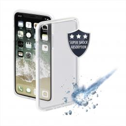 Hama Protector Cover for Apple iPhone X/Xs, white