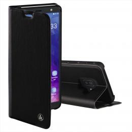 Hama Slim Pro Booklet for Samsung Galaxy J6 , black