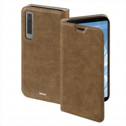 Hama Guard Case Booklet for Samsung Galaxy A9 (2018), brown