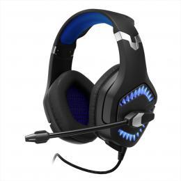 uRage gamingový headset SoundZ 700 7.1, èerný