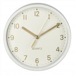 Hama Golden, stolní hodiny, tichý chod, bílé