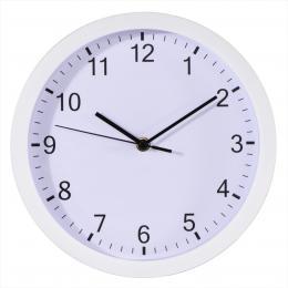 Hama Pure, nástìnné hodiny, 25 cm, tichý chod, bílé