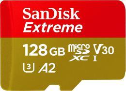 "SanDisk microSDXC Extreme 128GB ""Mobile Gaming"" - zvìtšit obrázek"