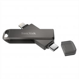 SanDisk iXpand Flash Drive Luxe 256GB, Type-C