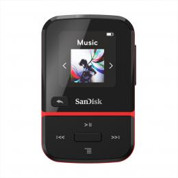 SanDisk MP3 Clip Sport Go 32 GB, иervenб