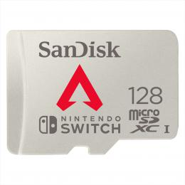 SanDisk microSDXC 128 GB UHS-I card pro Nintendo Switch Apex Legends