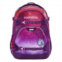 Školní batoh coocazoo ScaleRale, OceanEmotion Galaxy Pink, AGR  BONUS ZDRAVÁ LAHEV za 1,- Kè